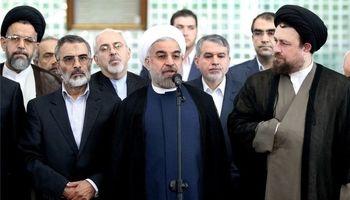 روحانی: امام خمینی (ره) به ما جرات ایستادگی، نقد و اعتراض را یاد داد/ نقد و اعتراض حق مردم است