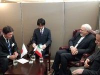 رایزنی وزرای خارجه ژاپن و اتریش با ظریف