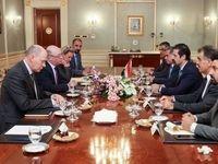 درخواست واشنگتن از اربیل برای قطع تعامل با ایران