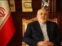 ظریف تشکیل دولت جدید در عراق را تبریک گفت