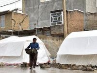 فرماندار: چادر جدید در نظر گرفتیم، اما جابجا نمیشوند