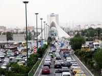 تهران ؛ در جستوجوی آرامش از دست رفته