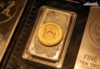 کاهش قیمت طلا/ سکه ۱۱میلیون و ۸۵۰هزار تومان شد