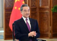 وزیر خارجه چین وارد تهران شد