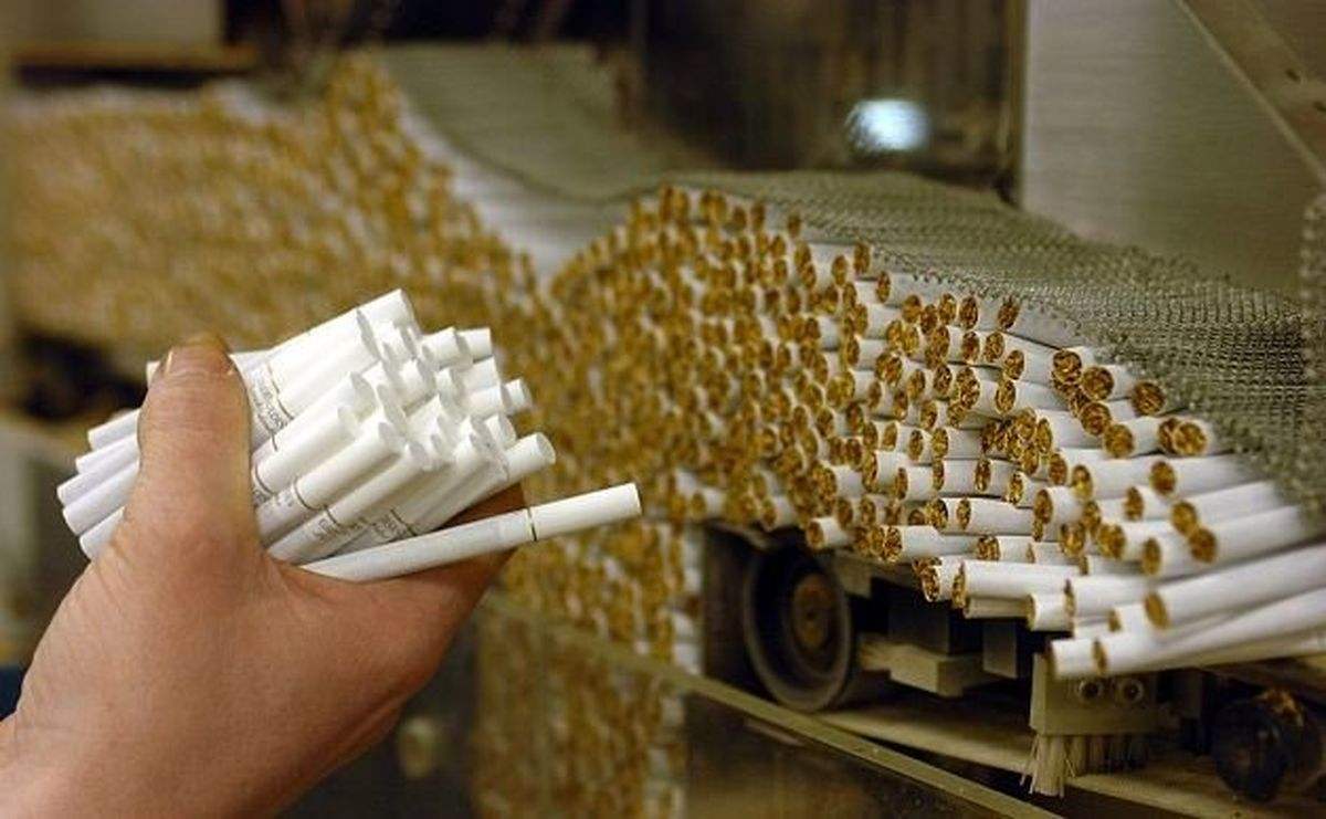 ضبط کالا و جریمه میلیاردی فرجامِ کار قاچاقچی سیگار