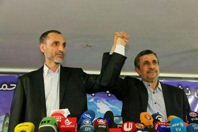 اطلاعیه مشترک محمود احمدینژاد و حمید بقایی +تصویر