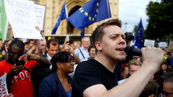 یک میلیون امضا برای مخالفت با تعلیق پارلمان بریتانیا