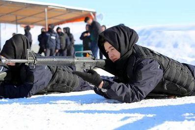 زنان پلیـس افغانستان