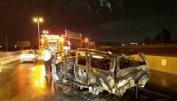 ۶نفر کشته در تصادف مرگبارجاده اهواز خرمشهر