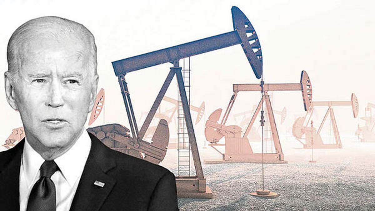 ۵ برنامه نفتی بایدن