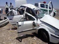۱۶ کشته در تصادفات جادهای امروز