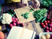 نکاتی برای حفظ خواص سبزیجات