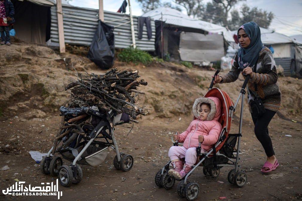 اردوگاه پناهندگان موریا
