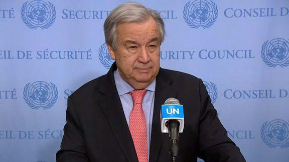 سازمان ملل خواستار شناسایی آثار تحریم در مبارزه با کرونا شد