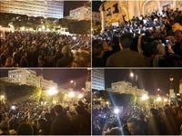 تظاهرات مردم خشمگین تونس علیه سفر بن سلمان به این کشور