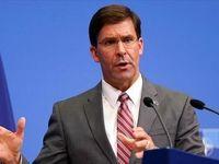 وزیر دفاع آمریکا: به دنبال دفع خطر ایران در خاورمیانه هستیم