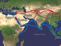 اروپا مقابل راه ابریشم چین قد علم کرد