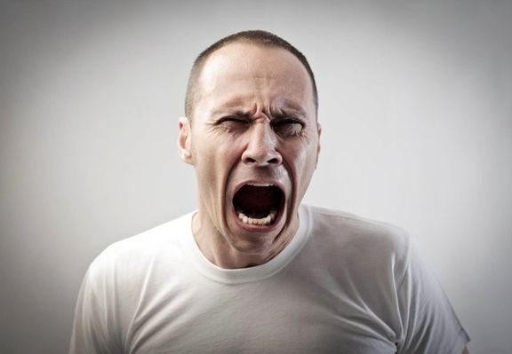 خشم علت بروز بسیاری از خشونتها در جامعه