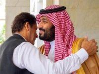 ولیعهد سعودی خواستار میانجیگری پاکستان برای تنشزدایی با ایران شد