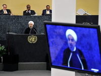 سخنان روحانی در سازمان ملل درباره امنیت ملی +فیلم