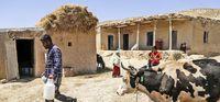 بحران آب در روستاهای خراسان شمالی +تصاویر