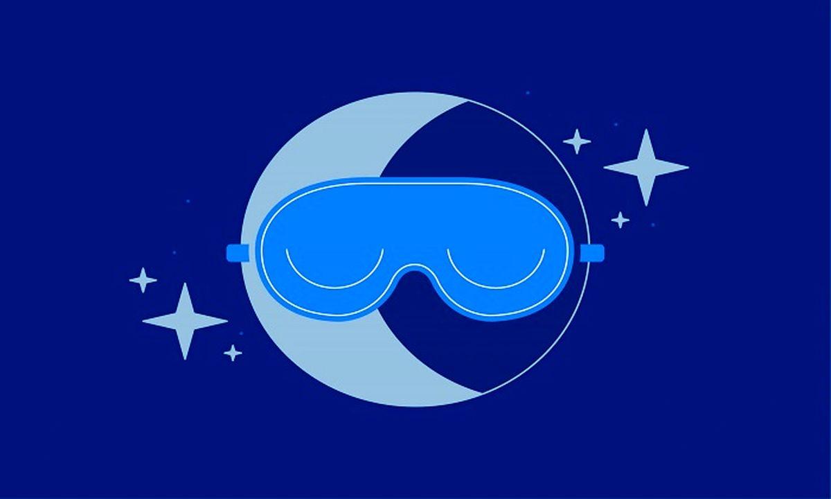 نور آبی و ارتباط آن با خواب