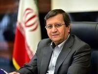 دیدار همتی و هیئت عالیرتبه عراقی