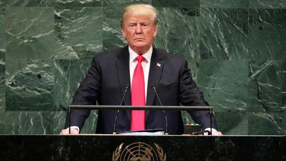 «ترامپ» خواستار دیدار با «روحانی» در حاشیه نشست سازمان ملل
