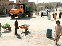 پاتوق داغ معتادان در محله شیرآباد زاهدان