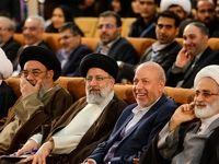 سفر رئیس قوه قضائیه به اصفهان +عکس