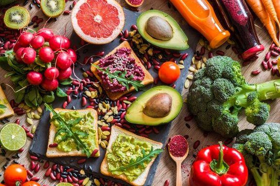 رژیم غذایی مناسب برای سلامت روده