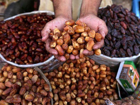 تامین خرمای ماه رمضان زیر قیمت بازار