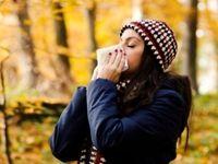 از شر سرماخوردگیهای پاییزی خلاص شوید