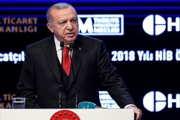 اردوغان: نمیتوانیم تا پایان کرونا مرزهای ترکیه را ببندیم