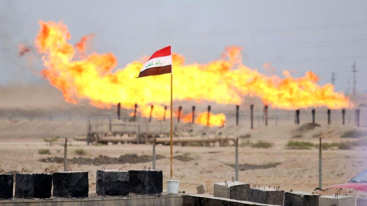 داعش دو چاه نفت در کرکوک را منفجر کرد