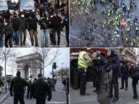 فضا در پاریس امنیتی شد