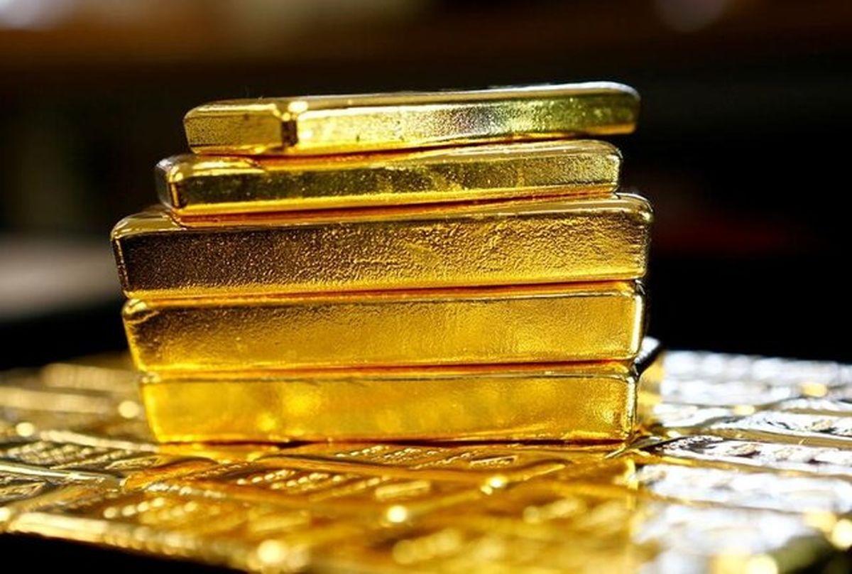 نزول دوباره فلزات گرانبها/ فشار بازده اوراق قرضه بر بازار طلا و نقره