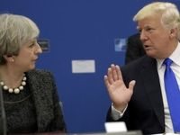 ترامپ به نخست وزیر انگلیس تاخت