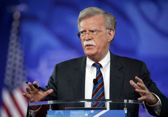 انتقاد بولتون از توافق با طالبان