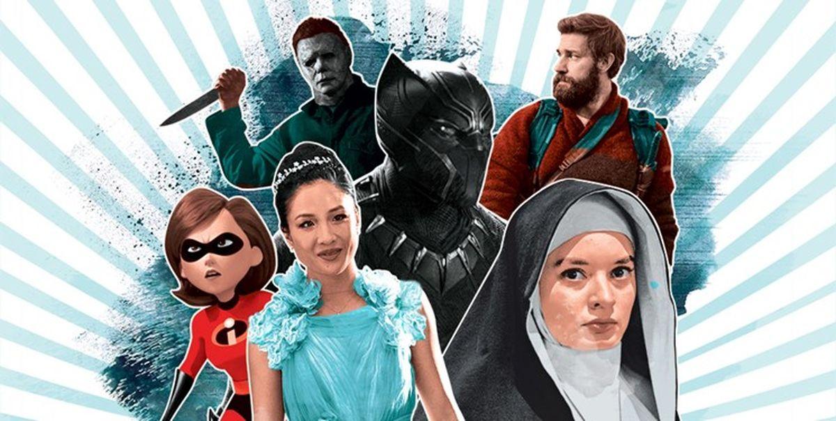 پرفروشترین و کمفروشترین فیلمهای هالیوود در سال۲۰۱۸
