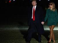 لباس ملانیا ترامپ دوباره سوژه شد! +عکس