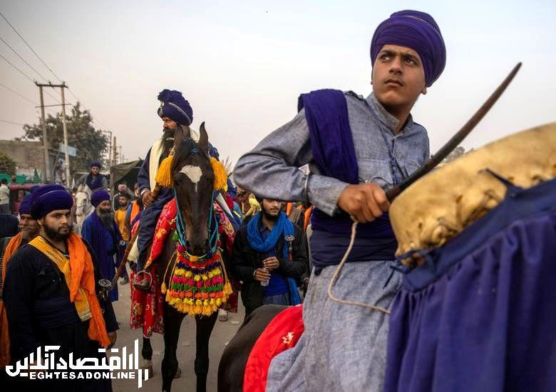 برترین تصاویر خبری هفته گذشته/ 14 آذر