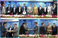 قدردانی از رؤسای حوزه و شعب برتر بانک صادرات ایران