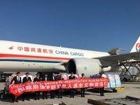 ارسال نخستین کمکهای چین به سیل زدگان ایران
