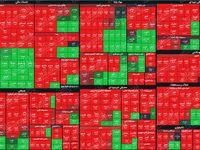 نمای پایانی بازار سرمایه در اتمام معاملات روز جاری