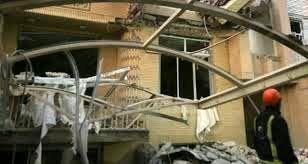یک کشته در انفجار واحد مسکونی در تبریز