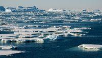قطب جنوب بالاترین گرمای تاریخ خود را ثبت کرد