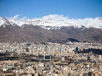 افزایش موقتی غلظت ذرات معلق در هوای پایتخت