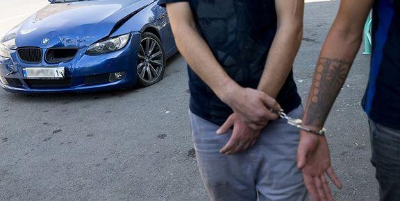 صاحب موتورسیکلت بعد از دزدیده شدن موتورش سکته کرد