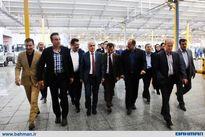 بازدید سفیر ارمنستان از شرکت بهمن دیزل